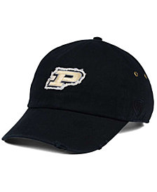 Top of the World Purdue Boilermakers Rugged Relaxed Cap