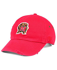 Top of the World Maryland Terrapins Rugged Relaxed Cap