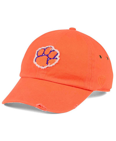 Top of the World Clemson Tigers Rugged Relaxed Cap