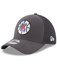 New Era Los Angeles Clippers On Court Graph 39THIRTY Cap