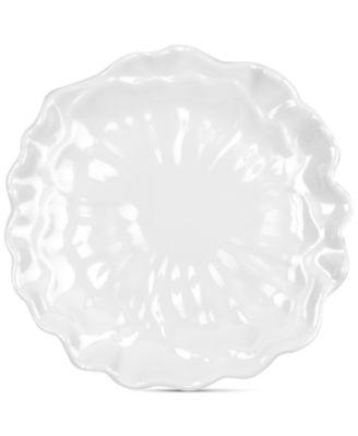 "Peony 5.5"" Melamine Bread & Butter Plates, Set Of 4"