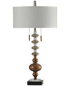 StyleCraft Castillian Gold Table Lamp