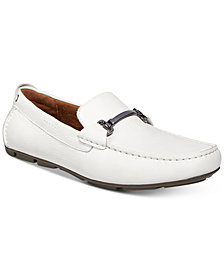 Alfani Men's Marcus Tumbled Drivers, Created for Macy's