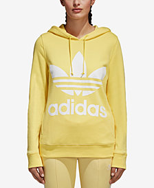adidas Originals adicolor Cotton Trefoil Hoodie