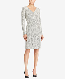 Lauren Ralph Lauren Petite Printed Dress