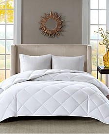 Maximum Warmth 300-Thread Count Cotton Comforter