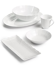 Cher Blanc Dinnerware Collection