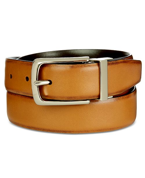 92ba515fa42 Cole Haan Men s Reversible Leather Belt  Cole Haan Men s Reversible Leather  ...