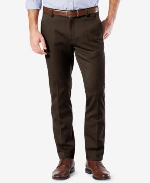 Dockers Men's Easy Slim Tapered Fit Khaki Stretch Pants