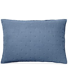CLOSEOUT! Hotel Collection Patchwork Quilted King Sham, Created for Macy's