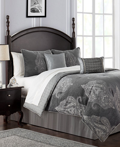 CLOSEOUT! Waterford Ryan Comforter Sets