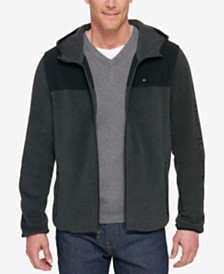 Tommy Hilfiger Colorblocked Fleece Jacket