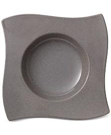Villeroy & Boch New Wave Stone Rim Soup Bowl