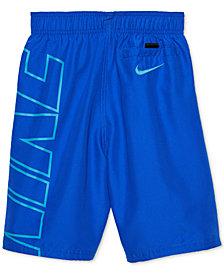 """Nike Core Breaker 6"""" Volley Swim Trunks, Little Boys"""