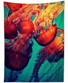 Krista Glavich Jellyfish 7 Tapestry