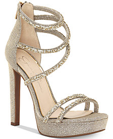 Jessica Simpson Beyonah Platform Dress Sandals