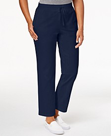 Sport Drawstring Straight-Leg Pants, Created for Macy's