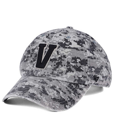 '47 Brand Vanderbilt Commodores Operation Hat Trick Camo Nilan Cap