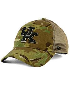 '47 Brand Kentucky Wildcats Operation Hat Trick Thompson Cap