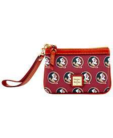 Dooney & Bourke Florida State Seminoles Exclusive Wristlet