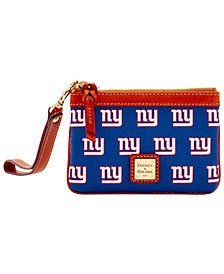 Dooney & Bourke New York Giants Exclusive Wristlet