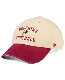 '47 Brand Washington Redskins Steady Two-Tone CLEAN UP Cap