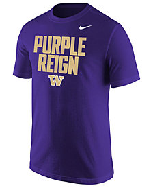 Nike Men's Washington Huskies Mantra T-Shirt