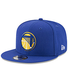 New Era Golden State Warriors Flip It 9FIFTY Snapback Cap