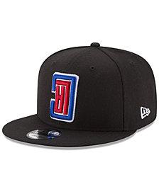 New Era Los Angeles Clippers Flip It 9FIFTY Snapback Cap
