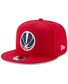 New Era Washington Wizards Flip It 9FIFTY Snapback Cap