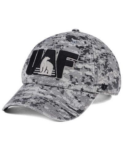 '47 Brand Alaska Fairbanks Nanooks Operation Hat Trick Camo Nilan Cap