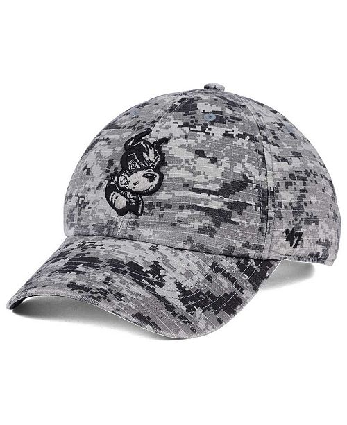 '47 Brand Boston Terriers Operation Hat Trick Camo Nilan Cap