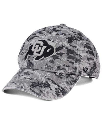 '47 Brand Colorado Buffaloes Operation Hat Trick Camo Nilan Cap