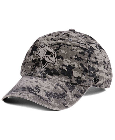 '47 Brand Illinois State Redbirds Operation Hat Trick Camo Nilan Cap