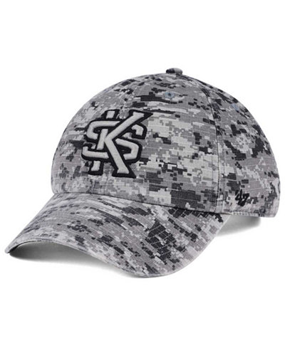 '47 Brand Kennesaw State Owls Operation Hat Trick Camo Nilan Cap