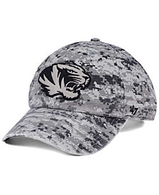 '47 Brand Missouri Tigers Operation Hat Trick Camo Nilan Cap