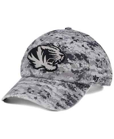 '47 Brand Missouri Tigers Operation Hat Trick Camo Nilan Cap