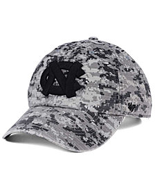 '47 Brand North Carolina Tar Heels Operation Hat Trick Camo Nilan Cap