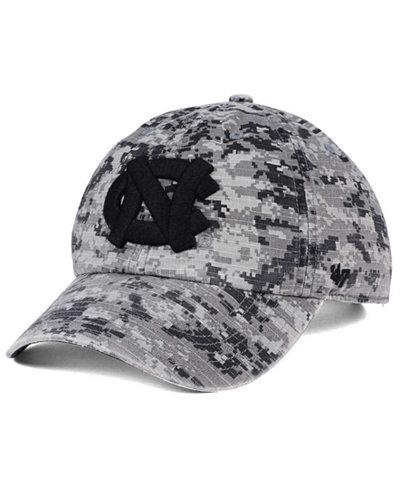 '47 Brand North Carolina Tar Heels Operation Hat Trick Camo Nilan Cap