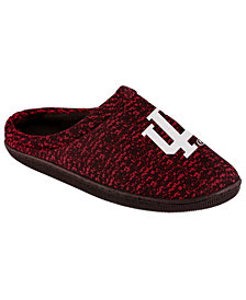 Forever Collectibles Indiana Hoosiers Knit Cup Sole Slipper