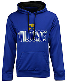 Champion Men's Kentucky Wildcats T-Formation Poly Hoodie
