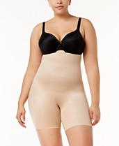0fb80b5515 SPANX Women s Plus Size Power Conceal-Her High-Waisted Mid-Thigh Short  10132P