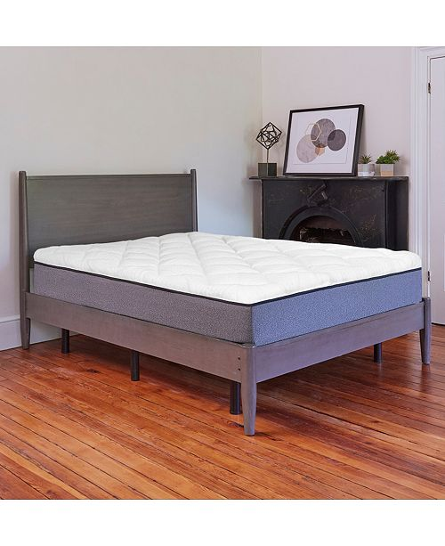 Chic Couture Sleep Trends Sofia Plush Gel Memory Foam 14-Inch Mattress, Quick Ship, Mattress in a Box - King