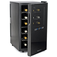 Wine Enthusiast 2720318 18 Bottle Two Temperature Wine Cooler