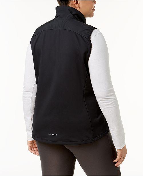 7ca90d8bb7a Nike Plus Size Quilted Vest   Reviews - Jackets   Blazers - Plus ...