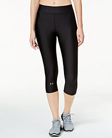 Under Armour Women's Storm HeatGear® Capri Leggings