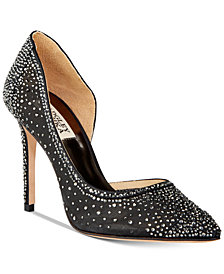 Badgley Mischka Shona Shoes