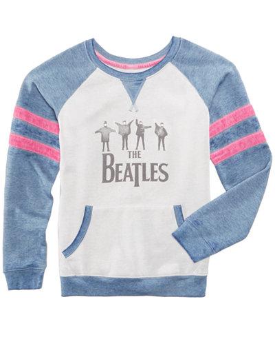Awake Beatles Sweatshirt, Big Girls