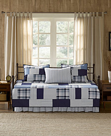 Woolrich Riverview 5-Pc. Reversible Daybed Bedding Set