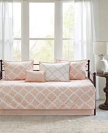 Madison Park Essentials Merritt 6-Pc. Reversible Daybed Bedding Set